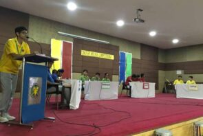 Inter house debate